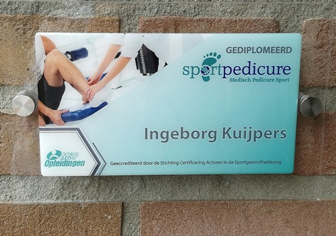 Sportpedicure